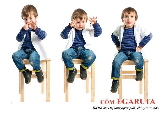 Trẻ bị tăng động giảm chú ý thường bị nhầm lẫn với hiếu động